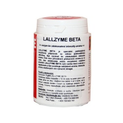 Enzým Lallzyme Beta, 100 g